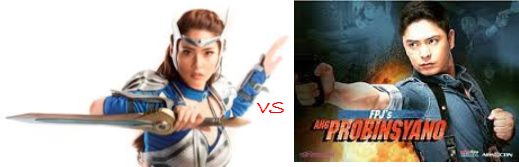 Encantadia vs Ang Probinsyano