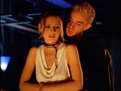 Buffy And Spike Balcony Scene