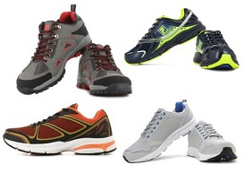 Fila & Lotto Footwear – Min 60% Off @ Flipkart