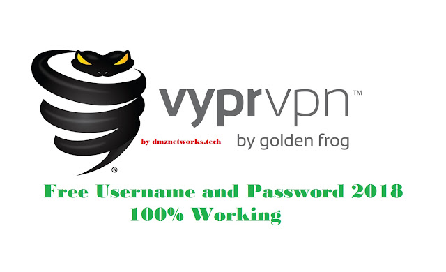 Vyprvpn Free Username and Password 2018 (100% Working)