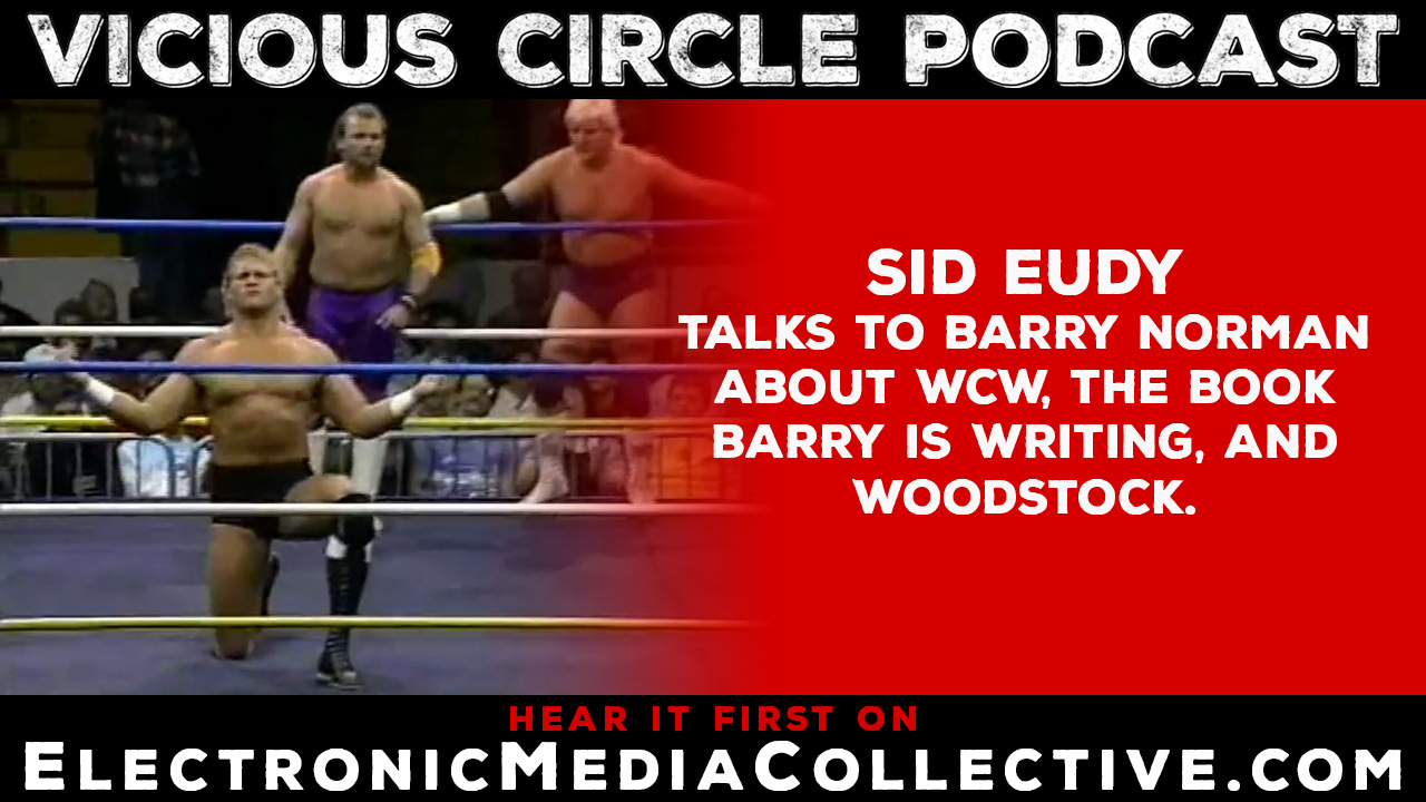 Vicious Circle Podcast with Sid Eudy