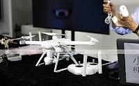 Xiaomi Mi Drone Close-Up