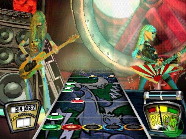 download guitar hero ps2 emulator