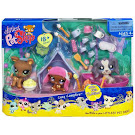 Littlest Pet Shop 3-pack Scenery Deer (#670) Pet