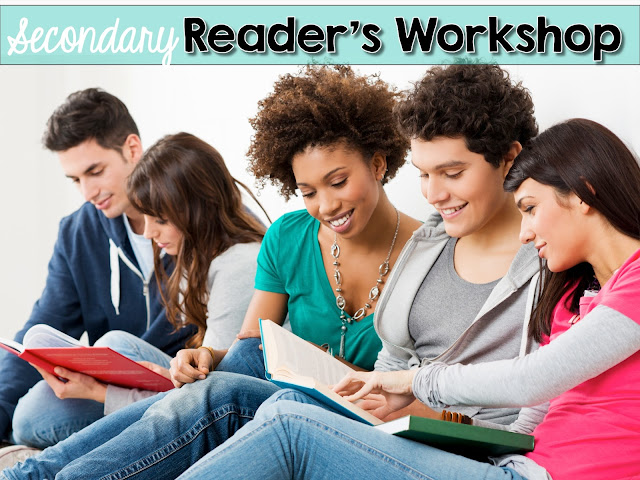 Reader's workshop in high school? YES!