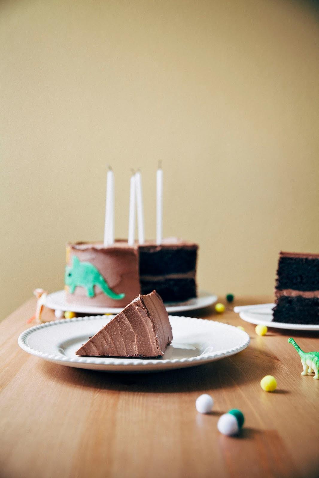 Chocolate Hazelnut Dinosaur Cake Hummingbird High A Desserts