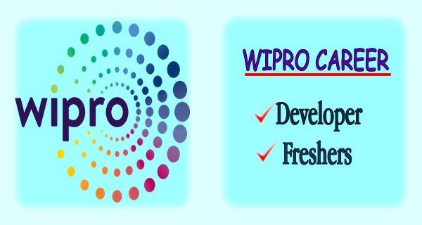 Wipro Recruitment, Wipro Recruitment for developers, wipro career