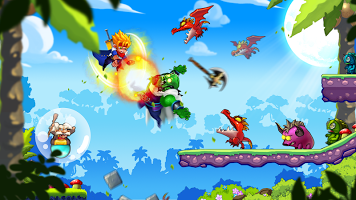 Download Game Super Saiyan World APK Terbaru