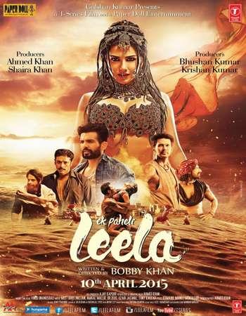 Poster Of Ek Paheli Leela 2015 Hindi 600MB HDRip 720p HEVC Watch Online Free Download downloadhub.net
