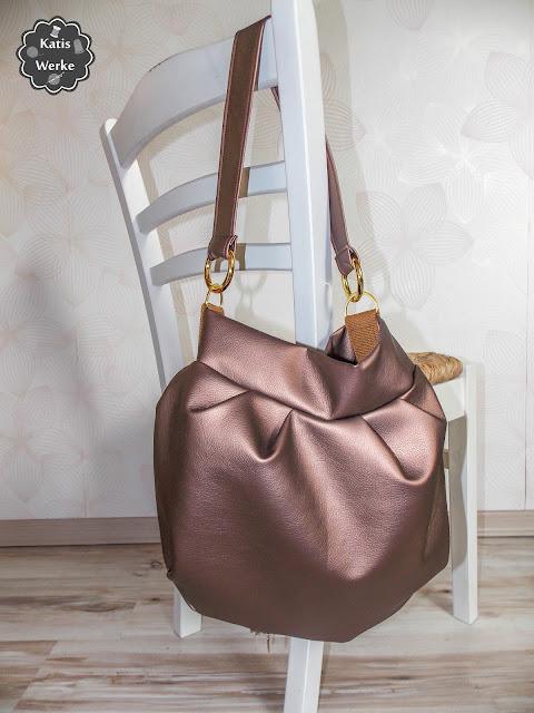 Eine schöne, edle Tasche