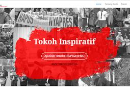 Cari Bacaan Sehat nan Menginspirasi, Website Tokoh Inspiratif Aja!
