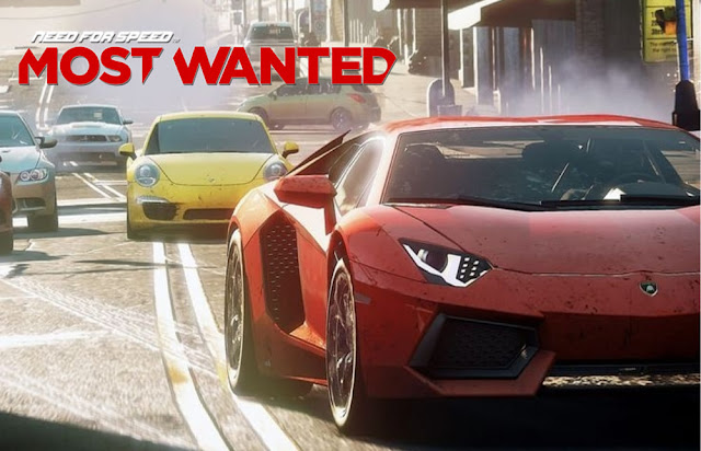 تحميل لعبة Need for Speed Most Wanted كاملة برابط مباشر