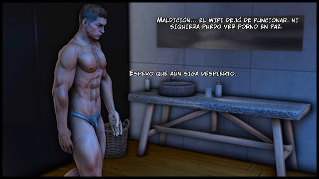 Resident evil gay porn