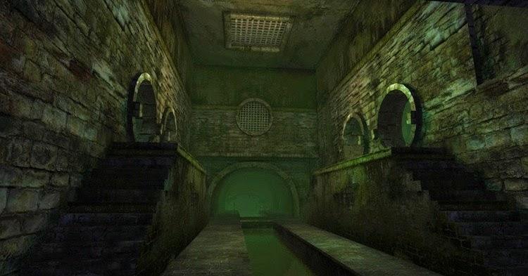 The Lair Random Sewer Encounters