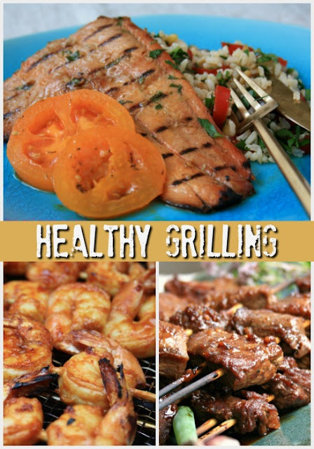 11 tips for healthy grilling: Easy ways to make your barbecue favourites more healthy..
