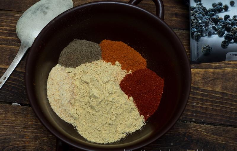 Бастурма из куриных грудок. пошаговый рецепт 33