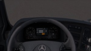 Dashboard Computer for Mercedes Actros MP3