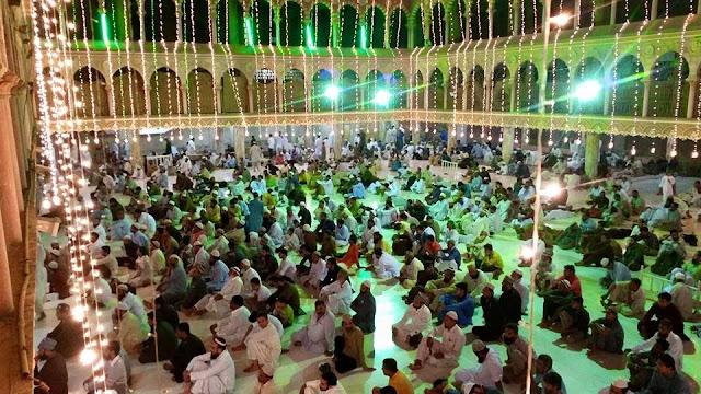 shabaan lecture mosque allama kokab noorani okarvi