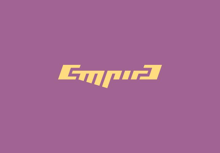 Empire logotype design