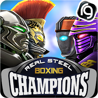 Download Real Steel Boxing Champions Mod Apk (Unlimited Money)