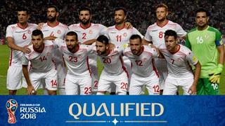 Tunisia vs England