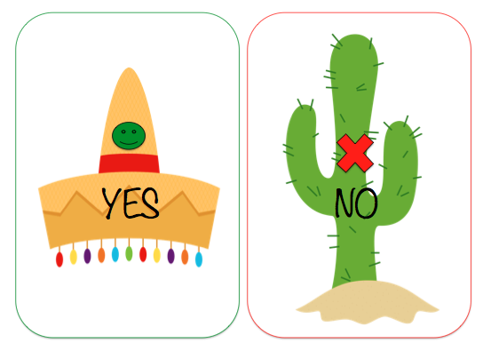 clipart for yes and no - photo #8