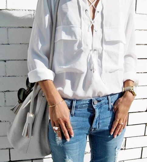 Simple & Casual Summer Outfit Ideas