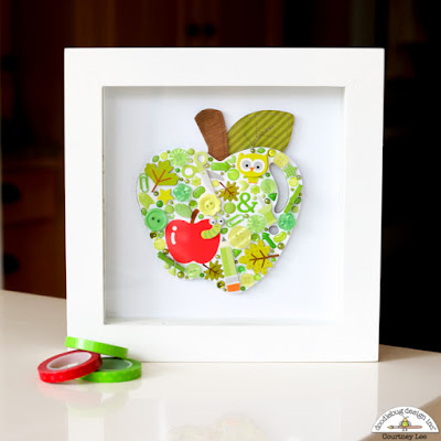 Doodlebug design inc blog smash up challenge apple home for Apple home decor
