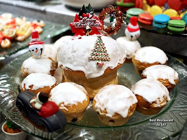 Christmas 2019 Sunway Hotel Resort Spa Dessert Menu - Christmas Muffin