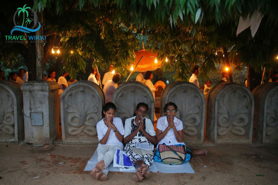 Sri Lanka at new year