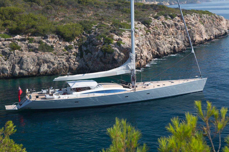 Alquiler de veleros en Ibiza