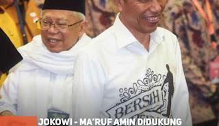 WOW! 22 Kepala Daerah Di Jabar Dukung Jokowi-Ma'ruf Di Pilpres 2019