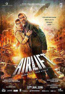 Airlift Hindi Movie Review