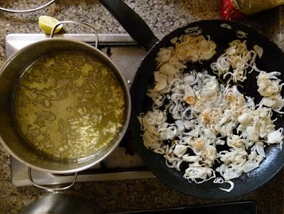 Kuschari Koushari Kushari Ägypten Rezept Zutaten Zubereitung