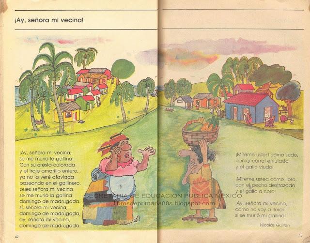 ¡Libros De Primaria De Los 80!