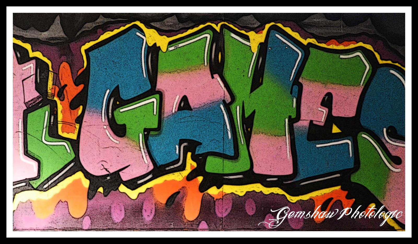 Graffiti Spiel