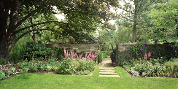 Dumbarton oaks gardens caminos por recorrer for Estudiar jardineria