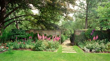 Dumbarton Oaks Gardens: caminos por recorrer
