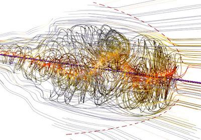 Un equip d'astrofísica computacional incorpora els camps magnètics d'esdeveniments còsmics