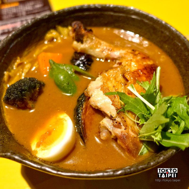 【CRAZY SPICE】雪國小樽感受南國熱帶風情 可自選辣度的湯咖哩