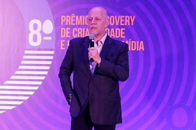 Roberto Nascimento (Naná) - VP de Vendas Publicitárias da Discovery Networks Brasil - Divulgação