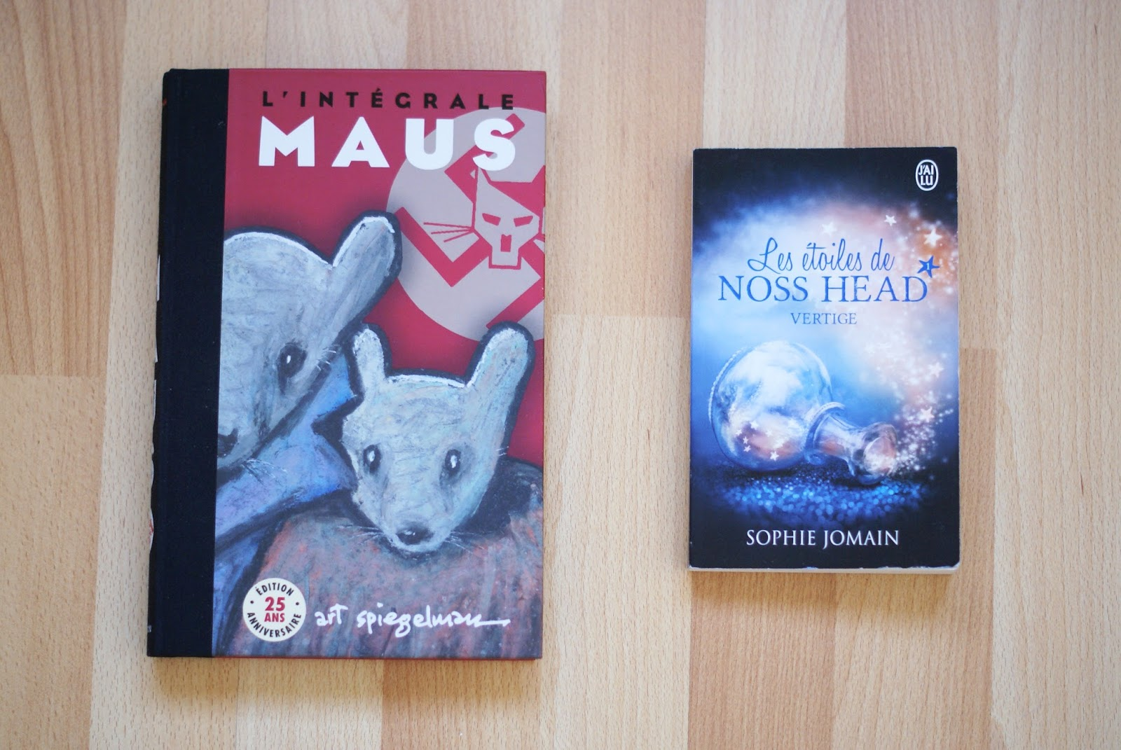 maus noss head books livres lecture reading camomilleblend
