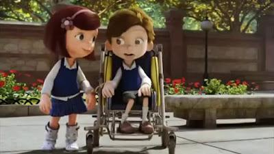 Cordas - Um curta metragem sobre inclusão