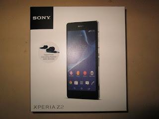 Dus Hape Sony Xperia Z2
