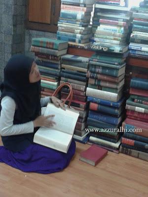 Sepenggal Kisah Masa Lalu Tentang Bacaan