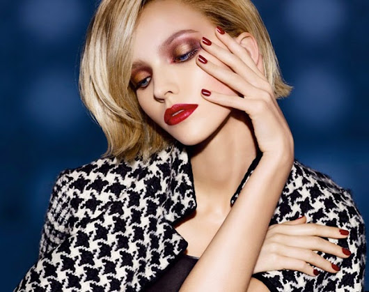 Make up Dior autunno 2014: palette, rossetti e smalti