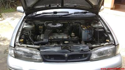 Spesifikasi Mesin Mobil Timor