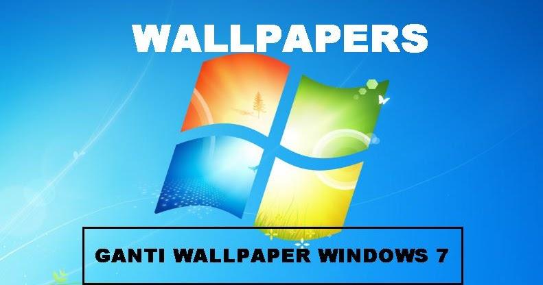 , Cara Memasang Wallpaper Windows 7, Carles Pen, Carles Pen