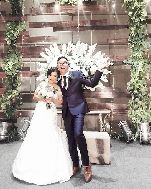 Happy Wedding Day Victor and Ranie