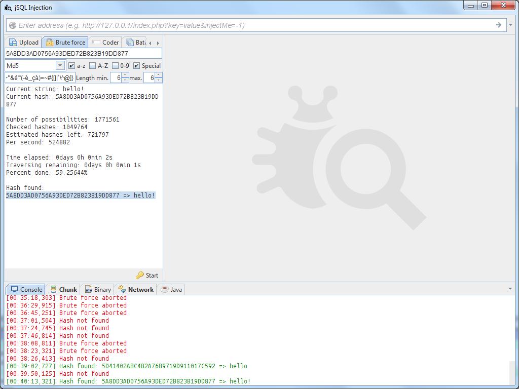 Hasil gambar untuk jSQL